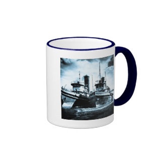 Two Tugs Coffee Mug