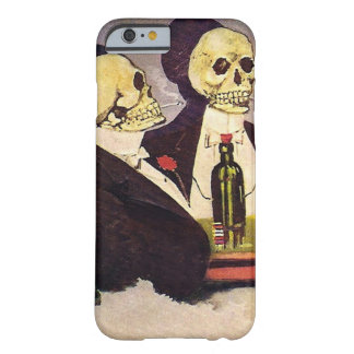 Two Vintage Skeletons Barely There iPhone 6 Case