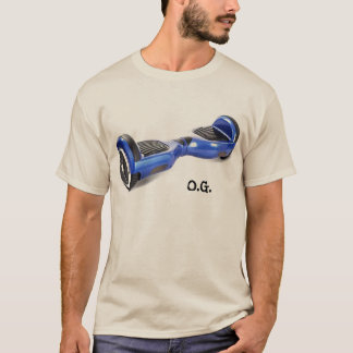 two wheel self balancing scooter T's T-Shirt