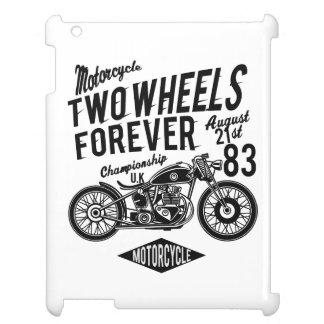 Two Wheels Forever IPAD/IPAD MINI, IPAD AIR CASE iPad Cover