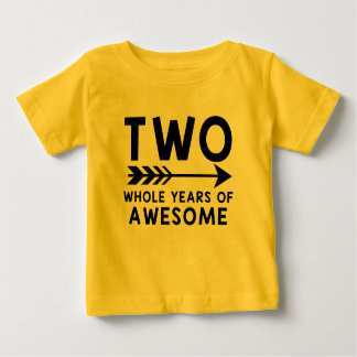 Two Whole Years of AWESOME Shirt
