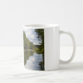 Two Worlds, Two Energy Levels Coffee Mug