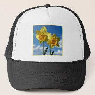 Two yellow Daffodils 2.2 Trucker Hat