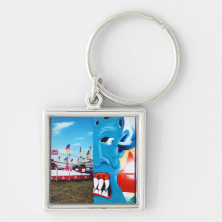 TwoFace Fair Photo Key Ring