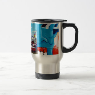 TwoFace Fair Photo Travel Mug