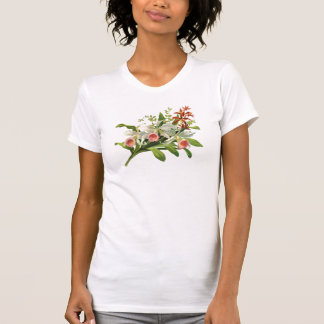 Twofer Sheer (Fitted) T-Shirt