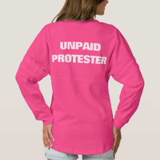 TWWSFBAY UNPAID PROTESTER Jersey