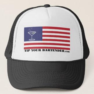 TYB Flag Trucker Hat