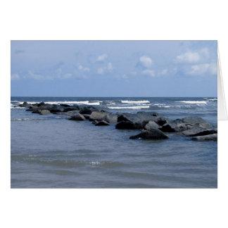 Tybee Island Card