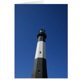 Tybee Island Greeting Card
