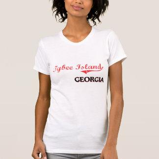 Tybee Island Georgia City Classic T Shirt