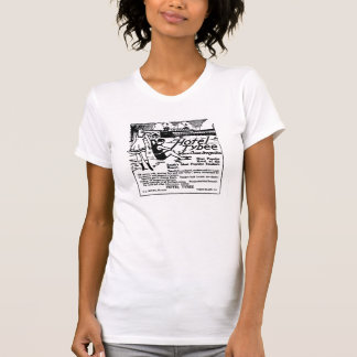 Tybee Island Georgia vintage newspaper Shirt