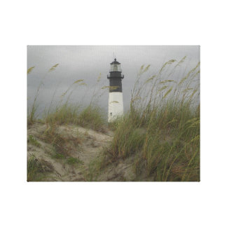 Tybee Island Lighthouse Canvas Prints