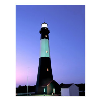 Tybee Island Lighthouse Postcard