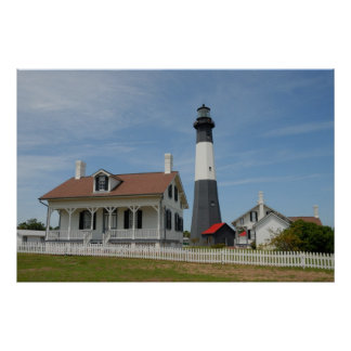 Tybee Island Lighthouse Poster