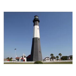 Tybee Island Lighthouse, Savannah GA Postcard