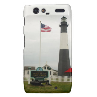 Tybee Island Lighthouse Station Motorola Droid RAZR Case