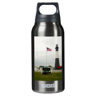 Tybee Island Lighthouse Station Liberty Bottle 10 Oz Insulated SIGG Thermos Water Bottle