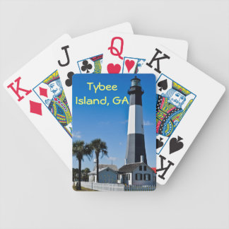 Tybee Island Playing Cards