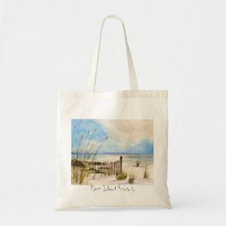 Tybee Island Serenity Tote Budget Tote Bag