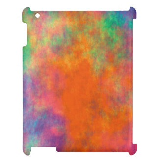 Tye Dye #1a iPad Cover