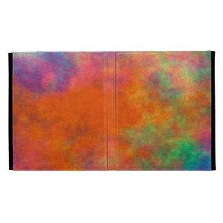 Tye Dye #1h iPad Cases