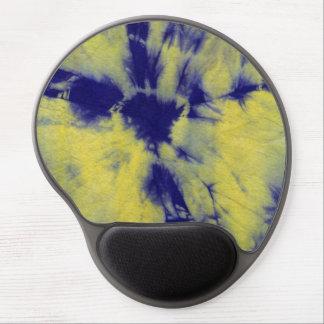 Tye Dye Composition #11 by Michael Moffa Gel Mouse Pad