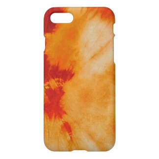 Tye Dye Composition #12 by Michael Moffa iPhone 7 Case