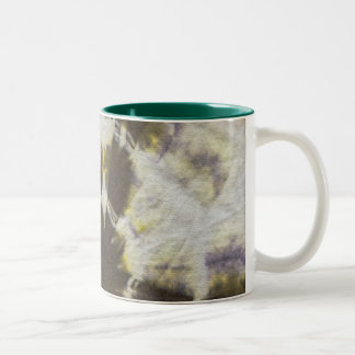 Tye Dye Composition #2 by Michael Moffa Coffee Mugs