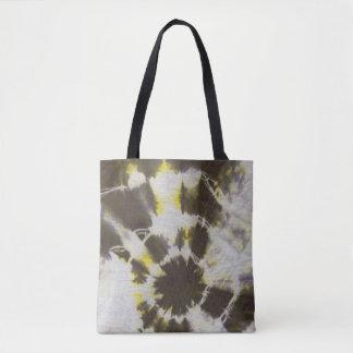 Tye Dye Composition #2 by Michael Moffa Tote Bag