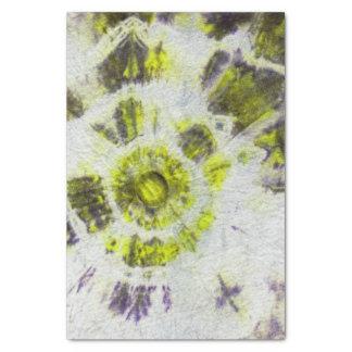 Tye Dye Composition #3 by Michael Moffa Tissue Paper