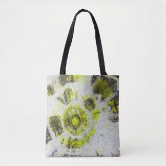 Tye Dye Composition #3 by Michael Moffa Tote Bag
