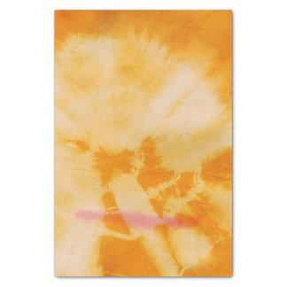 Tye Dye Composition #4 by Michael Moffa Tissue Paper