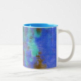 Tye Dye Composition #8 by Michael Moffa Mugs