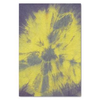 Tye Dye Composition #8 by Michael Moffa Tissue Paper
