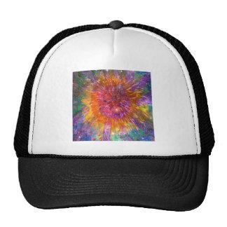 Tye-Dye Mesh Hat