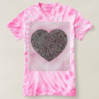 Tye Dye heart T-shirt