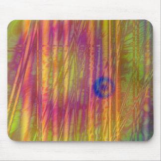 Tye-Dye Mouse Pad