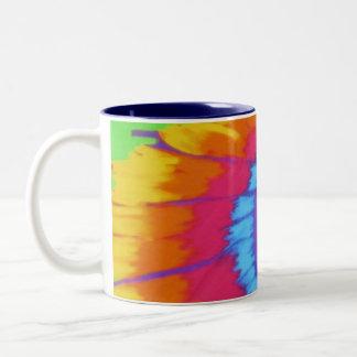 tye dye mugs