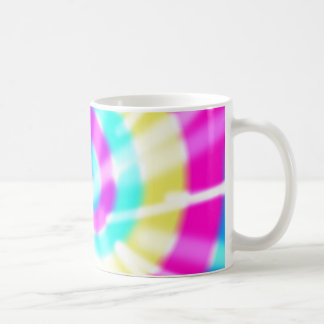 Tye Dye Pattern Mugs