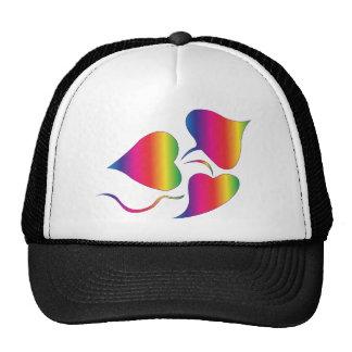 Tye-Dye Plant Trucker Hat
