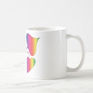 Tye-Dye Plant Mug