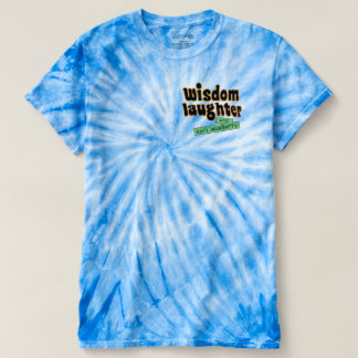 Tye Dye Pocket Print T-Shirt