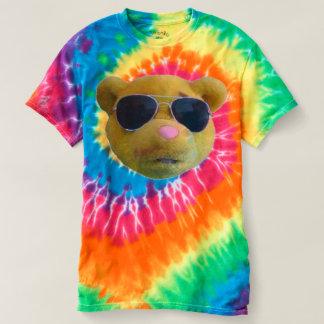 Tye Dye Ted Head T-Shirt