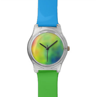 Tye Dyed Crazy Watch