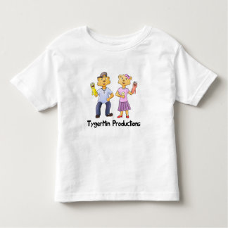 Tyger and Puppet Tee