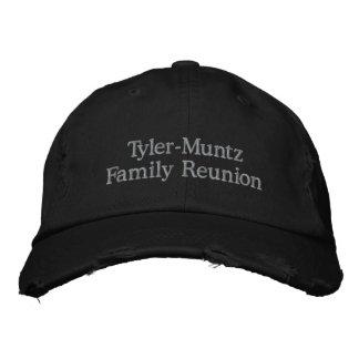 Tyler-Muntz Family Reunion Baseball Cap