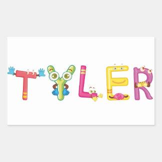 Tyler Sticker