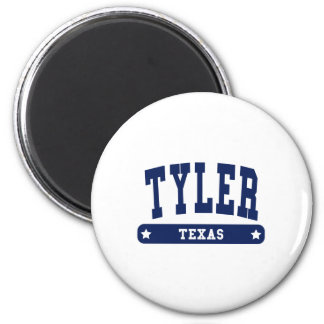 Tyler Texas College Style tee shirts Magnets