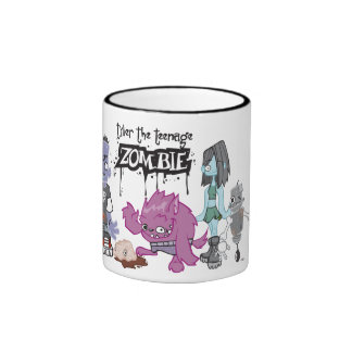 Tyler-the-Teenage-Zombie Coffee Mug